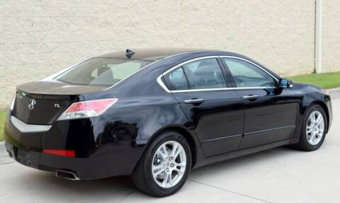2010 Acura TL for sale at Raleigh Auto Inc. in Raleigh NC