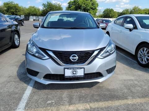 2016 Nissan Sentra for sale at JJ Auto Sales LLC in Haltom City TX