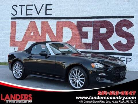 2020 FIAT 124 Spider for sale at The Car Guy powered by Landers CDJR in Little Rock AR