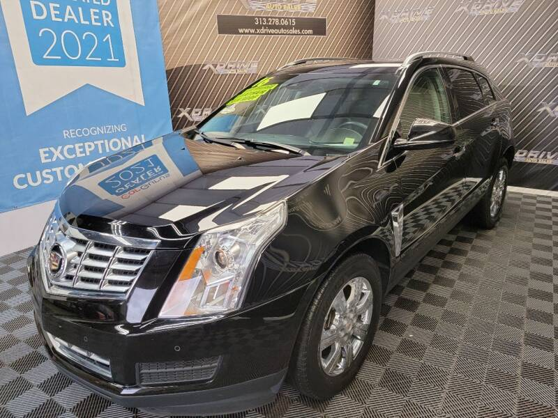 2016 Cadillac SRX for sale at X Drive Auto Sales Inc. in Dearborn Heights MI