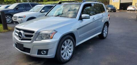 2012 Mercedes-Benz GLK for sale at GA Auto IMPORTS  LLC in Buford GA