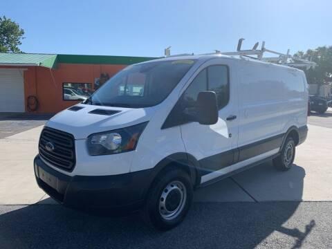 2016 Ford Transit Cargo for sale at Galaxy Auto Service, Inc. in Orlando FL
