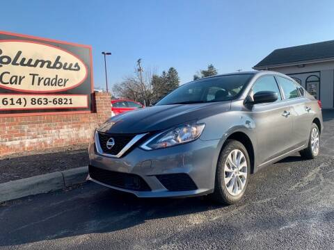 2019 Nissan Sentra for sale at Columbus Car Trader in Reynoldsburg OH