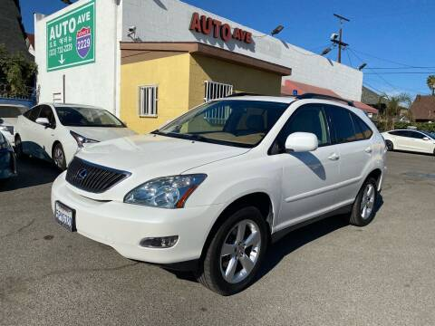 2006 Lexus RX 330 for sale at Auto Ave in Los Angeles CA