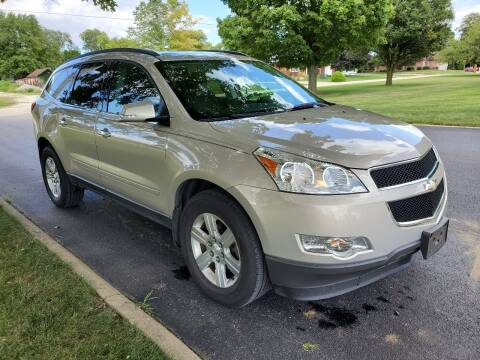 2011 Chevrolet Traverse for sale at Tremont Car Connection in Tremont IL