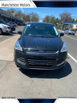 2014 Ford Escape for sale at Manchester Motors in Manchester CT