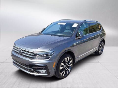2020 Volkswagen Tiguan for sale at Fitzgerald Cadillac & Chevrolet in Frederick MD