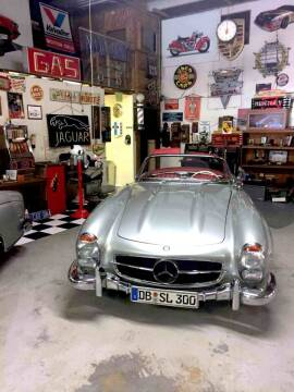 1957 Mercedes-Benz SL-Class for sale at Berliner Classic Motorcars Inc in Dania Beach FL
