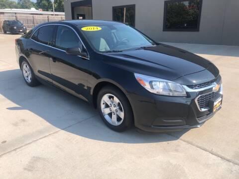 2014 Chevrolet Malibu for sale at Tigerland Motors in Sedalia MO