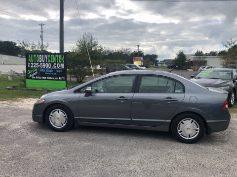 2009 Honda Civic for sale at AutoBuyCenter.com in Summerville SC