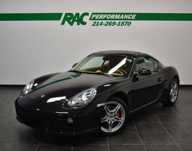2009 Porsche Cayman for sale at RAC Performance in Carrollton TX