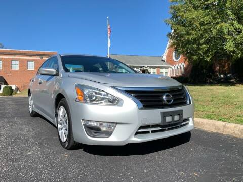 2014 Nissan Altima for sale at Automax of Eden in Eden NC