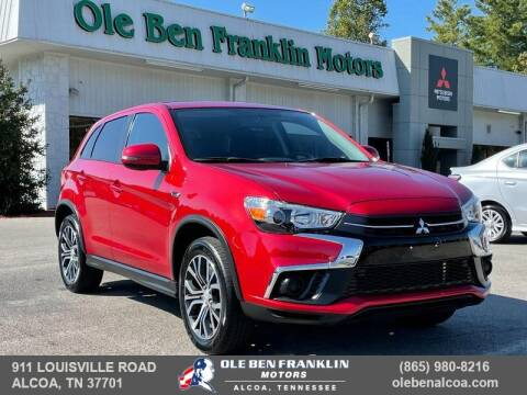 2019 Mitsubishi Outlander Sport for sale at Ole Ben Franklin Motors-Mitsubishi of Alcoa in Alcoa TN
