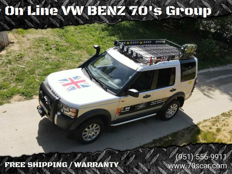 2005 Land Rover LR3 for sale at OnLine VW-BENZ.COM inc in Warehouse CA