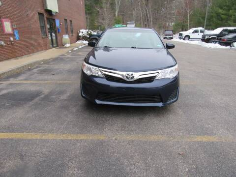 2014 Toyota Camry for sale at Heritage Truck and Auto Inc. in Londonderry NH