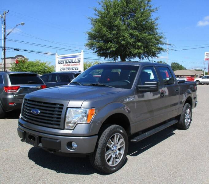 2014 Ford F-150 for sale at Kendall's Used Cars 2 in Murray KY