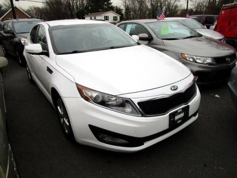 2012 Kia Optima Hybrid for sale at American Auto Group Now in Maple Shade NJ
