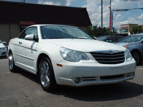 2008 Chrysler Sebring for sale at Sunrise Used Cars INC in Lindenhurst NY