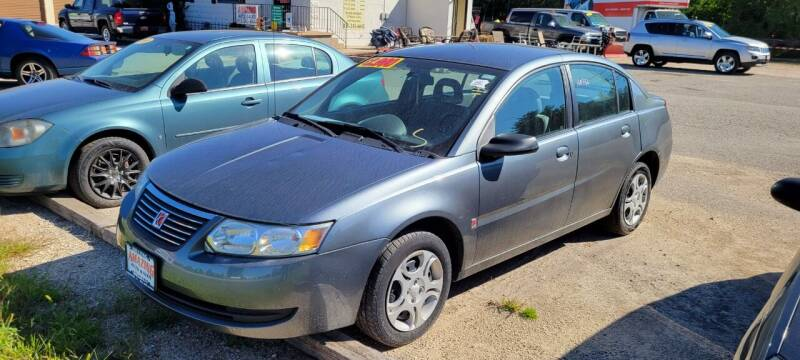 2005 Saturn Ion for sale at AMAZING AUTO SALES in Marengo IL
