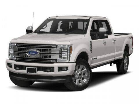 2018 Ford F-250 Super Duty for sale at Loganville Ford in Loganville GA