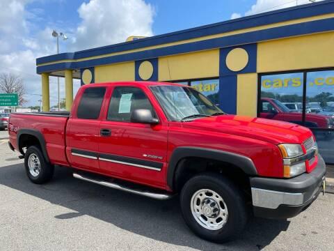 2003 Chevrolet Silverado 2500 for sale at Star Cars Inc in Fredericksburg VA