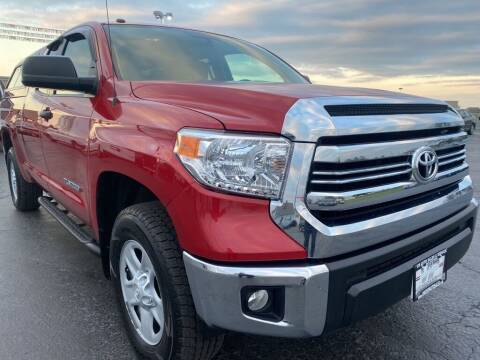 2017 Toyota Tundra for sale at VIP Auto Sales & Service in Franklin OH