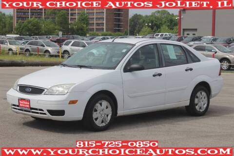 2007 Ford Focus for sale at Your Choice Autos - Joliet in Joliet IL