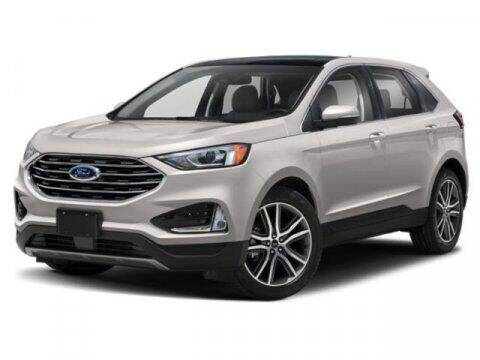 2019 Ford Edge for sale at Hawk Ford of St. Charles in St Charles IL