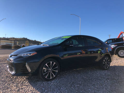 2019 Toyota Corolla for sale at 1st Quality Motors LLC in Gallup NM