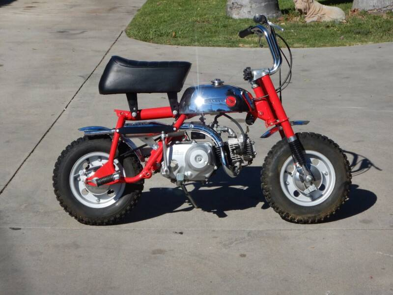 1969 Honda Z50 for sale at California Cadillac & Collectibles in Los Angeles CA