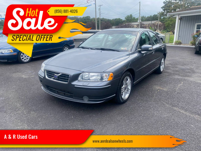 2008 Volvo S60 for sale at A & R Used Cars in Clayton NJ
