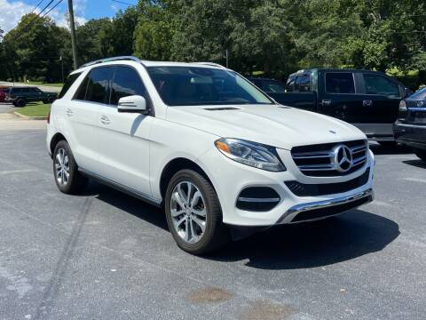2016 Mercedes-Benz GLE for sale at Luxury Auto Innovations in Flowery Branch GA