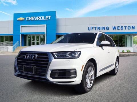 2018 Audi Q7 for sale at Uftring Weston Pre-Owned Center in Peoria IL