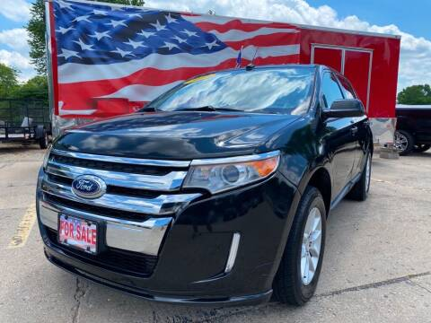 2013 Ford Edge for sale at AutoSmart in Oswego IL