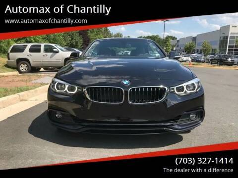 2018 BMW 4 Series for sale at Automax of Chantilly in Chantilly VA