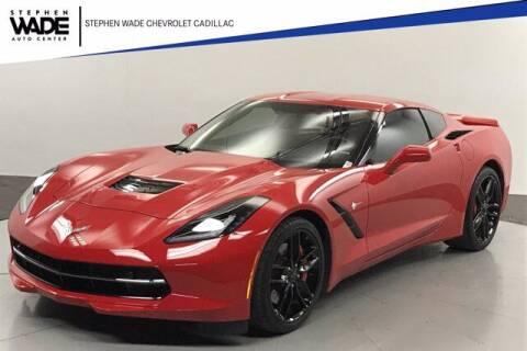 2016 Chevrolet Corvette for sale at Stephen Wade Pre-Owned Supercenter in Saint George UT