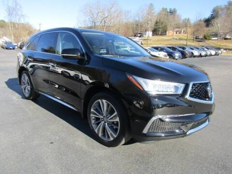 2018 Acura MDX for sale at Specialty Car Company in North Wilkesboro NC
