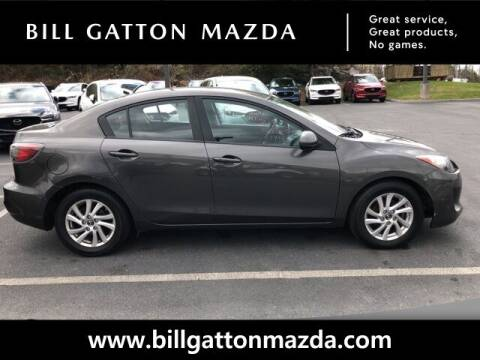 2013 Mazda MAZDA3 for sale at Bill Gatton Used Cars - BILL GATTON ACURA MAZDA in Johnson City TN