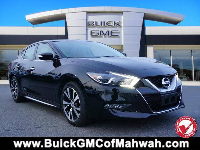 2017 Nissan Maxima for sale at Classified pre-owned cars of New Jersey in Mahwah NJ