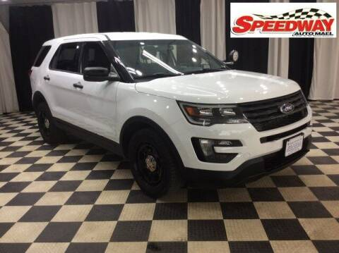 2016 Ford Explorer for sale at SPEEDWAY AUTO MALL INC in Machesney Park IL