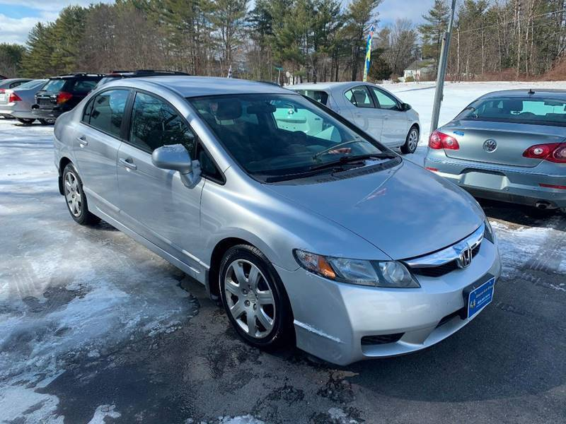 2009 Honda Civic for sale at Advance Auto Group, LLC in Chichester NH