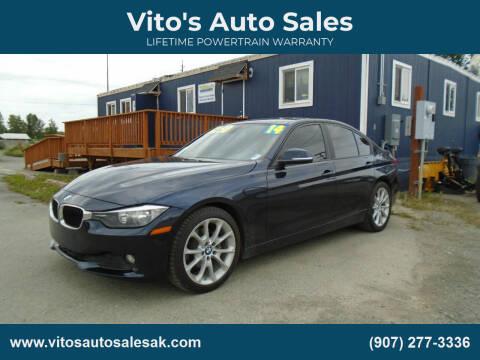 2014 BMW 3 Series for sale at Vito's Auto Sales in Anchorage AK