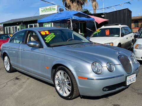 2007 Jaguar S-Type for sale at North County Auto - North Auto County 2 in Vista CA