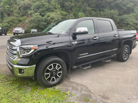2020 Toyota Tundra for sale at Turner's Inc in Weston WV