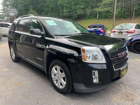 2014 GMC Terrain for sale at Bladecki Auto LLC in Belmont NH