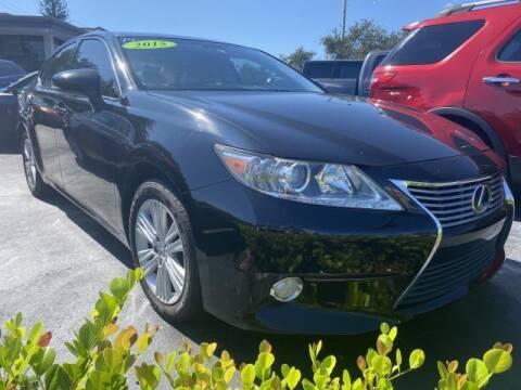 2015 Lexus ES 350 for sale at Mike Auto Sales in West Palm Beach FL