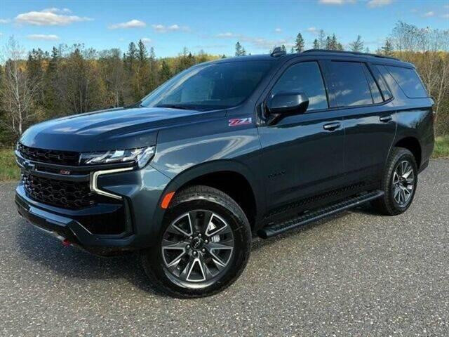 2021 Chevrolet Tahoe for sale at Frontier Motors Automotive, Inc. in Winner SD