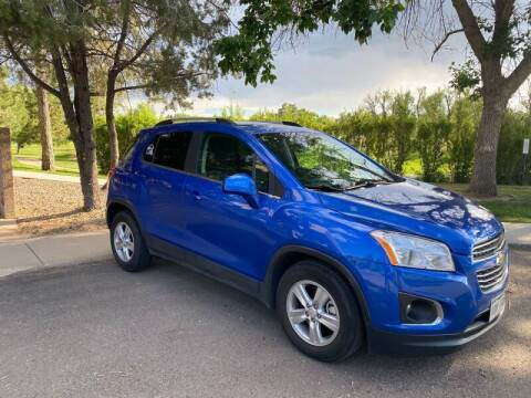2015 Chevrolet Trax for sale at QUEST MOTORS in Englewood CO