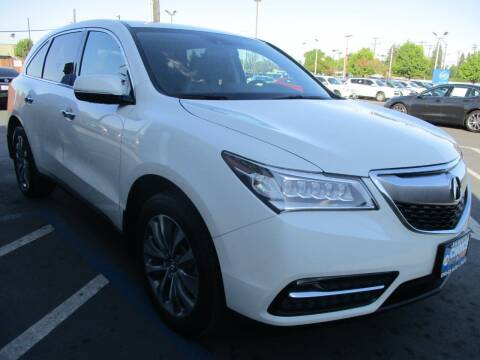 2015 Acura MDX for sale at Choice Auto & Truck in Sacramento CA