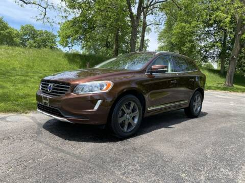 2015 Volvo XC60 for sale at Moundbuilders Motor Group in Heath OH